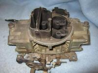Collection Clearance - Holley Carburetors and Aluminum Intakes .