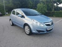 NEW SHAPE CORSA 1.3cdti-LOW DIESEL MILEAGE-LONG MOT-FULL SERVICE HISTORY-UP TO 60 MPG-NICE EXAMPLE