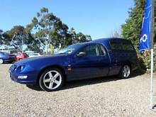 1999 Ford Falcon XR8 5 Speed Man Ute Traralgon Latrobe Valley Preview