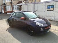 2014 14 REG VAUXHALL ADAM JAM 1.4 LIGHT DAMAGED REPAIRABLE SALVAGE CAT D CORSA 500 Ford KA FIESTA