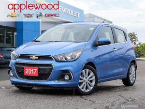 2017 Chevrolet Spark 2LT CVT ONE OWNER, SUNROOF, REAR CAMERA,...