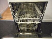 INDESIT SLIMLINE DISHWASHER **FULLY WORKING**