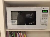 Microwave - brand new, we choose the wrong colour