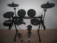 Roland TD3 Module + Alesis DM6 Electronic Drum Kit with , Cymbals , Hi-Hat , Bass Pedal.
