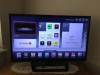 LG Full HD 42'' LED TV SMART TV with WiFi