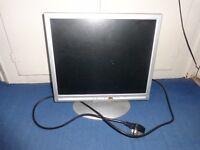 17'' LCD computer Monitor