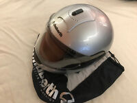 schuberth c3 pro helmet 60 / 61 XL extra large with carry bag - motorbike etc