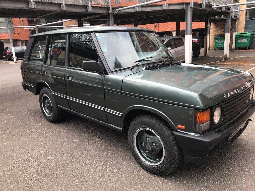 Range Rover Classic | in Leeds City Centre, West Yorkshire | Gumtree