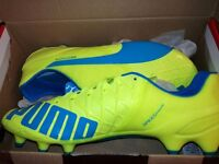 Brand New in box Puma Evo speed 1.4 football boots size 10 RRP £140 *REDUCED*