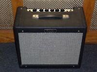 Fender Blues Junior valve combo reverb not working