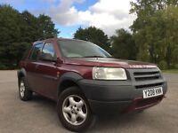 Land Rover Freelander 2.0 TD4 GS 5dr BARGAIN FAMILY DIESEL SUV *******