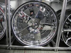 19 INCH NEW CHROME RIMS - 5X110 - WHEEL SALE ON NOW! -BRAND NEW CLEARENCE