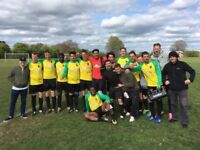 Jamaica Bell Football Club (The Downs, Bristol) Looking for New Players