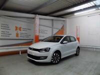 Volkswagen Polo BLUEMOTION TSI (white) 2017-09-28