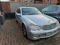 Mercedes-Benz, C CLASS, Saloon, 2004, Semi-Auto, 2148 (cc), 4 doors