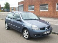 Renault Clio 1.2 Campus Sport I-Music 3dr SERVICE HISTORY 2007 (57)