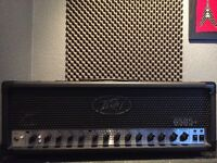 PEAVEY 6505+ with foot switch