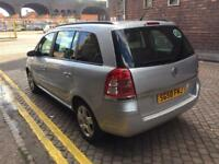 2008 58 VAUXHALL ZAFIRA 1.6 PERFECT FAMILY CAR 7 seater BARGAIN!