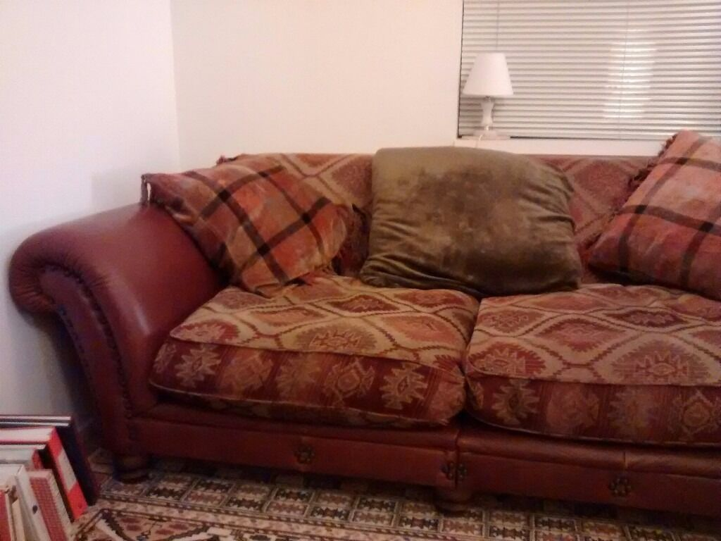 Tetrad Eastwood Sofa And Cushions