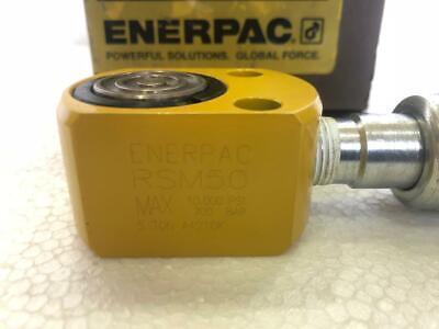Enerpac Hydraulic Jack Model Rsm50