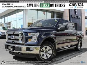 2015 Ford F-150 *Low Kms*