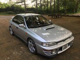 Subaru Impreza WRX 1994 (not type r, evo)
