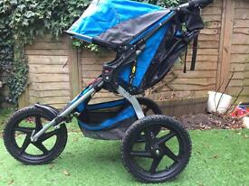 Running buggy Bob Sports Utility- great for both road & off-road