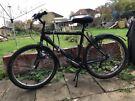 Mountain bike - lightweight frame