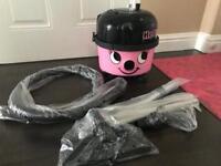 Numatic Hetty pink Vacuum Cleaner