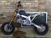 looking for a 125 pitbike