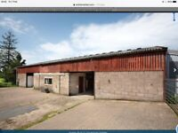 Westacre Stables £160per stable or £1250 for the whole unit pcm