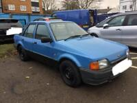 Ford escort Mk 4 automatic breaking for spares