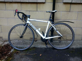 Road bike - B'twin Triban 3 with some brand new part