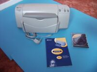 HP 930C Printer, requires ink. In as-new condition.