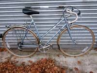 Edinburgh Country Road Bicycle For Sale in Great Riding Order, Brand New Tyres Fitted
