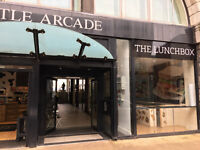 Shop to let in Swansea City Centre