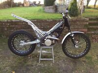 Sherco 290 2006 trials bike for sale good condition regularly serviced