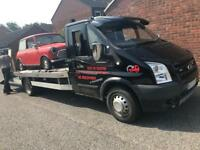 RECOVERY AND TRANSPORT ESSEX WE ALSO BUY SCRAP CARS!