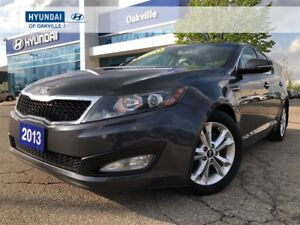 2013 Kia Optima EX | LUXURY | ALLOYS | LEATHER | CAM | ONE OWNER