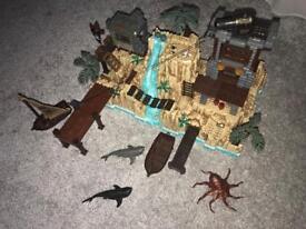 Mega Bloks Pyrates Set