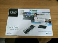 Sony Internet Player with Google TV