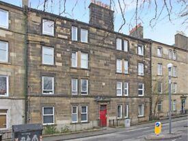1 Bedroom Top floor Flat Westfield Road Gorgie, unfurnished