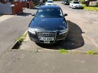 2005 black psvd Audi A6