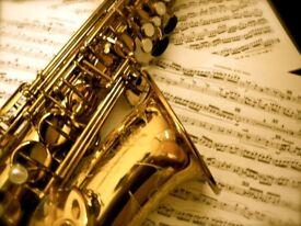 OFFERING GUITAR, SAXOPHONE, BASS GUITAR, UKULELE LESSONS