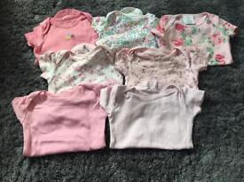 Baby vests bundle