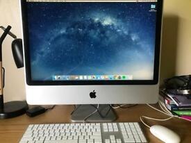 2008 Apple iMac 24 inches