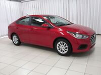 2019 Hyundai Accent NEAR NEW WITH LOW MILEAGE! ACCENT PREFERRED