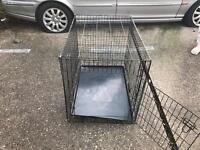 Large dog cadge