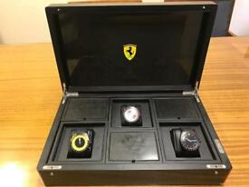 Rare Ferrari watch set