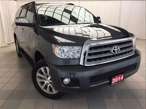 2014 Toyota Sequoia Limited * Technology Package !*